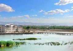 白银黄河湿地公园:天然湿地,和谐自然生态圈