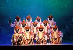 甘肃省民族歌舞团非物质文化遗产精品剧目《根与魂》将映