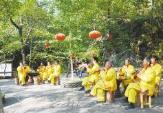 甘肃康县大水沟村: 从荒蛮小村变身中国最美村镇