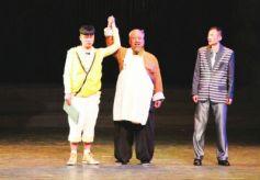 兰州市儿童艺术剧团原创儿童剧修排版《传统的味道》上演