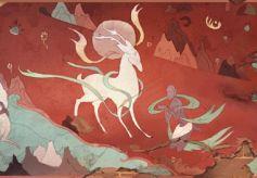 敦煌莫高窟最优美壁画 讲述佛陀前生的故事