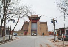 甘肃张掖屋兰古城:一座驿站的英雄情结