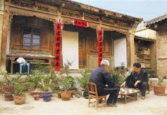 天水胡家大庄:一座明清传统村落的繁盛与坚守