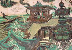 气魄宏伟,严整开朗——甘肃敦煌壁画中的唐代建筑