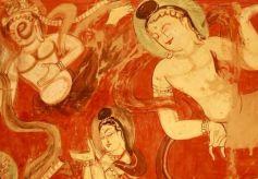 甘肃敦煌壁画:丝路上岌岌可危的艺术瑰宝