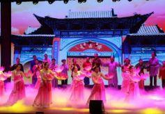 张掖市创建国家公共文化服务体系示范区文艺晚会圆满成功