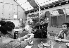 甘肃肃南引导农牧民群众发展旅游服务产业