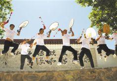 甘肃武山旋鼓舞: 藏刚于柔纳火于水, 一颗秦州民俗文化的璀璨明珠
