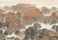 甘肃省书法家协会会员刘石中国画作品赏析