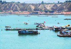 永靖县黄河三峡、炳灵寺等景区吸引许多游人