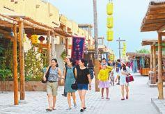 敦煌全面提升旅游管理服务水平 为敦煌文博会助力