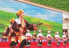 2016中国甘南全国露营大会在卓尼塔古滩开幕