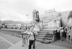 第八届陇南乞巧女儿节在中国乞巧之乡西和县开幕