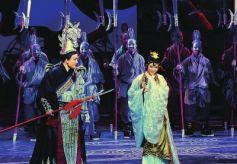 甘肃原创歌剧《貂蝉》将登上国家大剧院