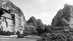 甘肃炳灵寺石窟拟划七大重点保护区 公开征求意见
