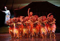 张掖歌舞剧《裕固族姑娘就是我》将于9月赴京展演