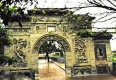明代平凉宝塔:平凉城区观光旅游新去处