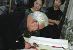 """甘肃""""唏嘛香""""杯纪念红军长征胜利80周年书画展开展"""