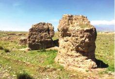 甘肃永昌县红山窑乡高古城村始建于西晋的永昌高古城