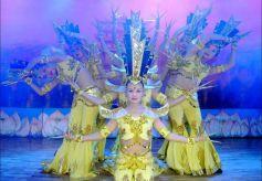 甘肃经典舞剧《丝路花雨》走进福建、广东和浙江高校
