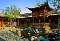 """""""城镇化石""""兰州青城:古丝绸之路的水旱码头"""