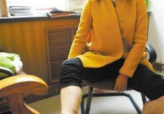"""兰州中艾堂灸养会所艾灸保健致腿部""""落疤""""   女子维权受阻"""