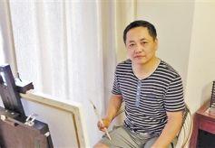 甘肃省美术家协会丁晓刚油画作品赏析