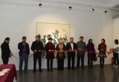 《书为心画》王清州作品在北京798艺术区先声画廊开展
