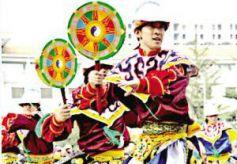 流传在甘南悠久的民间艺术奇葩——莎姆舞
