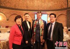 甘肃赴俄罗斯推介旅游 当地旅行商现场表现热络