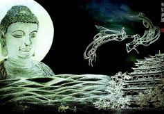金雕艺人张兆武:锤炼不朽的敦煌金雕技艺