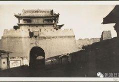 震撼!外国摄影师镜头下106年前的张掖
