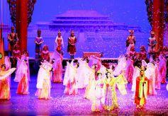 甘肃经典舞剧《丝路花雨》打造甘肃文化旅游驻场版