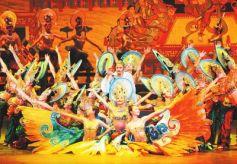 甘肃《丝路花雨》的37年:浴火重生淬炼 铸就永恒经典