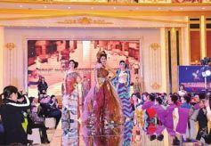 中国全明星模特大赛甘肃赛区落幕  前三甲出炉