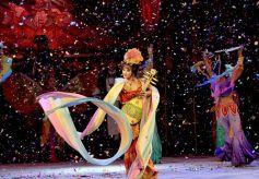 旅游驻场版《丝路花雨》落地甘肃敦煌大剧院