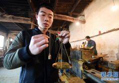 """甘肃省非物质文化遗产""""兰州水烟""""  老作坊坚守传统手工工艺"""