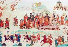 焉支山下的隋代外交盛会组织者标注出印度之路