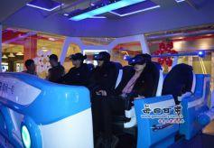 甘肃首家A9·VR体验馆在兰州创意文化产业园亮相