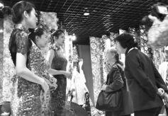 中国民间传统艺术在甘肃大学校园找寻涅槃之路