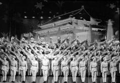 纪念毛泽东同志诞辰123周年专场文艺演出在兰州举行