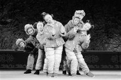 甘肃大型秦腔贺岁剧《八月十五月儿圆》在兰州首演