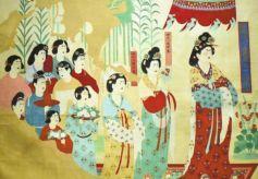 敦煌秘档:敦煌壁画告诉你 唐代贵妇如何炫富?