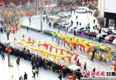 天水市春节系列文化活动吸睛 全民参与城乡联欢
