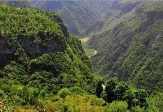 平凉有座连当地人都没有去过的神秘大峡谷