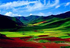 """甘南藏族自治州""""绿色崛起""""""""革新""""旅游产业"""