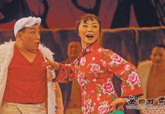 宁夏秦腔现代剧《狗儿爷涅槃》今晚在甘肃黄河剧院上演