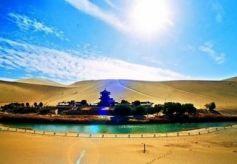 甘肃省内最值得游览绝妙的六大景点