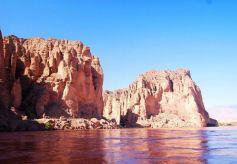 白银黄河石林景区入列甘肃19个重点建设大景区之一