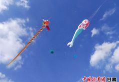 巨型风筝将亮相敦煌首届国际风筝节